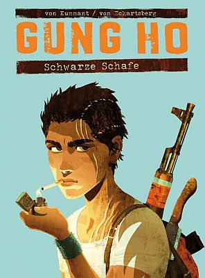 Gung Ho, Band 1: Schwarze Schafe (Cross Cult)