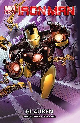Iron Man: Glauben (Panini)