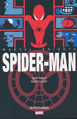 Marvel Knights: Spider-Man – 99 Prüfungen (Panini)