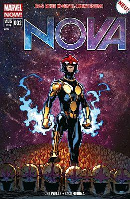 Nova, Band 2 (Panini)