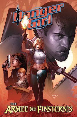 Danger Girl und die Armee der Finsternis (dani books)