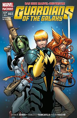 Guardians of the Galaxy, Band 3 (Panini)