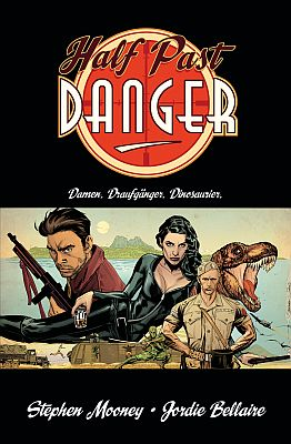 Half Past Danger (dani books)