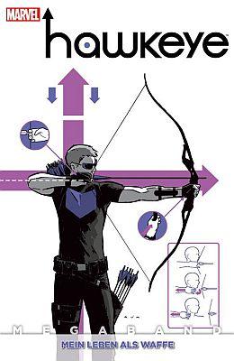 Hawkeye Megaband 1 (Panini)