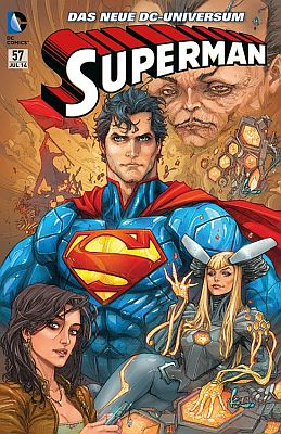 Superman Sonderband 57 (Panini)