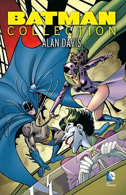 Batman Collection: Alan Davis, Band 1 (Panini)