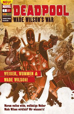 Deadpool Sonderband 1 (Panini)