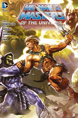 He-Man und die Masters of the Universe, Band 1 (Panini)