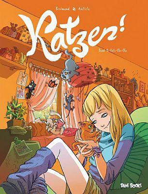 Katzen!, Band 1 (dani books)