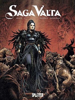 Saga Valta, Buch 2 (Splitter)