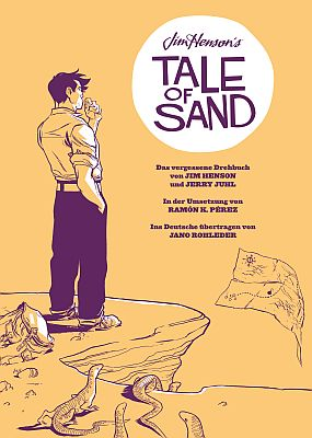Tale of Sand (dani books)