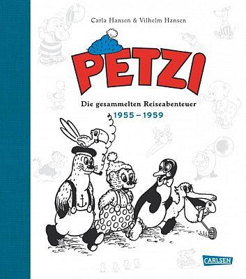 Petzi, Band 2: 1955-1959 (Carlsen)