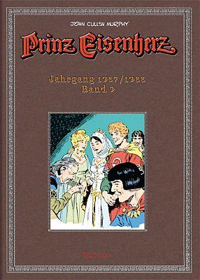 Prinz Eisenherz, Band 9: 1987-1988 (Bocola)