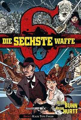 Die Sechste Waffe, Band 1 (All Verlag)