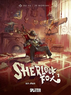 Sherlock Fox, Band 1 (Splitter)