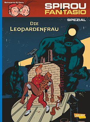 Spirou und Fantasio: Die Leopardenfrau (Carlsen)