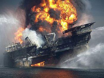 Die Deepwater Horizon...