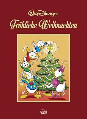 Walt Disneys Fröhliche Weihnachten (Ehapa ECC)