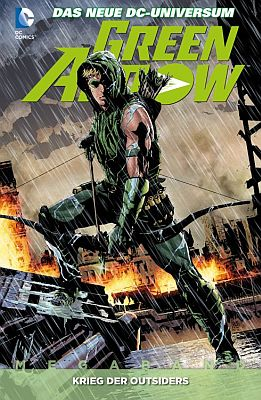 Green Arrow Megaband 2 (Panini)