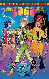Die Liga der außergewöhnlichen Gentlemen: 1969 (Panini)