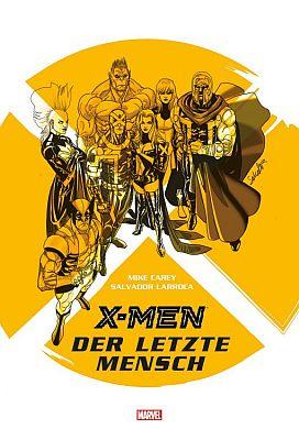 X-Men: Der letzte Mensch (Panini)