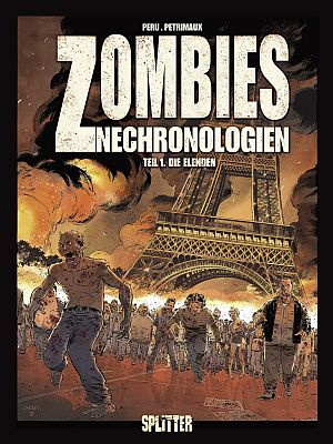 Zombies Nechronologien, Band 1 (Splitter)
