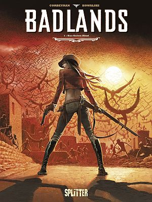 Badlands, Band 1 (Splitter)