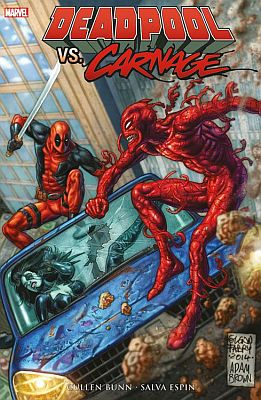 Deadpool vs. Carnage (Panini)