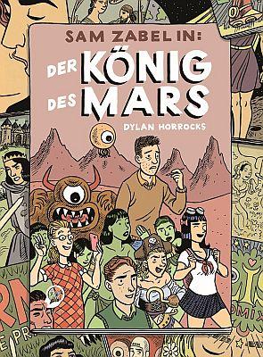 Sam Zabel in: Der König des Mars (Egmont)