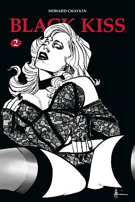 Black Kiss, Band 2 (Panini)
