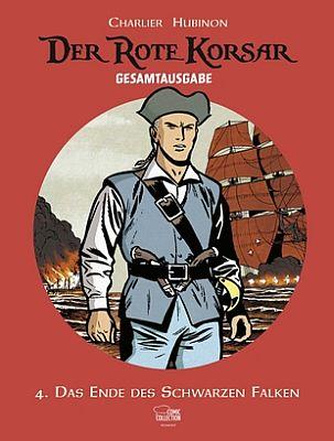 Der Rote Korsar Gesamtausgabe, Band 4 (Egmont)