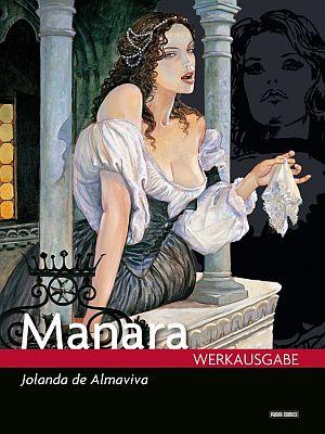 Manara Werkausgabe, Band 14 (Panini)
