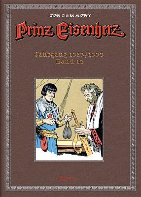 Prinz Eisenherz, Band 10: 1989-1990 (Bocola)