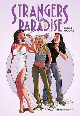 Strangers in Paradise, Band 5 (Schreiber & Leser)