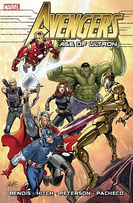 Avengers: Age of Ultron (Panini)