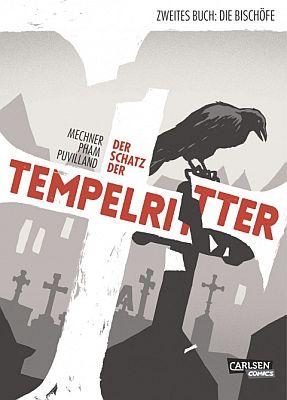 Der Schatz der Tempelritter, Band 2 (Carlsen)
