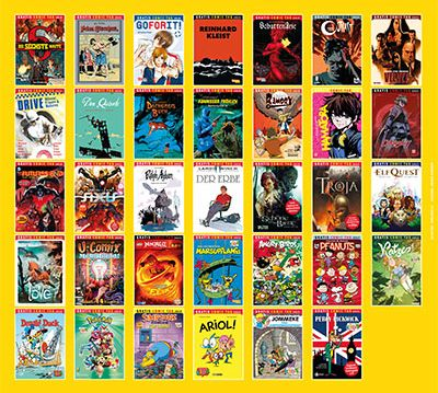 Gratis Comic Tag 2015: die Comics