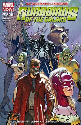 Guardians of the Galaxy, Band 4 (Panini)