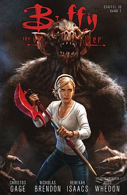 Buffy, Staffel 10, Band 1 (Panini)