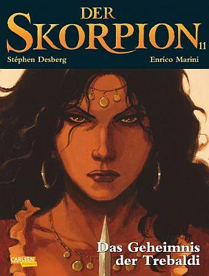 Neuerscheinung: Der Skorpion, Bd. 11