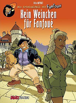Ein Kriminalfall mit Fanfoué, Band 2 (Salleck)