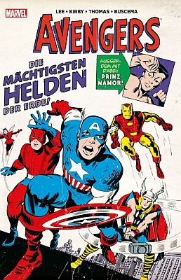 Marvel Klassiker: Avengers (Panini)
