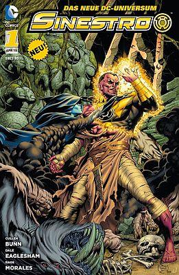 Sinestro, Band 1 (Panini)