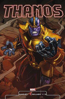 Thanos: Die Infinity-Offenbarung (Panini)