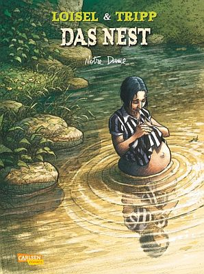 Das Nest, Band 9 (Carlsen)