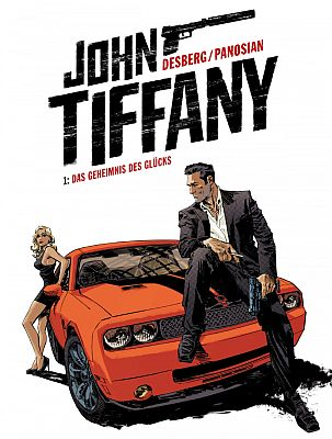 John Tiffany, Band 1 (dani books)