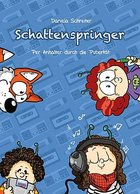 Schattenspringer, Band 2 (Panini)