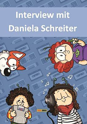Interview mit Daniela Schreiter (Schattenspringer 2)