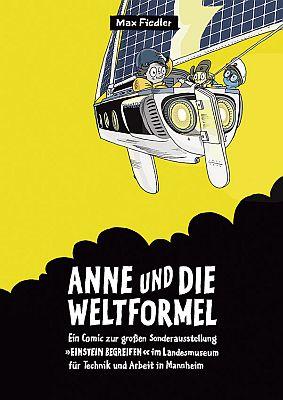 Anne und die Weltformel (Technoseum)
