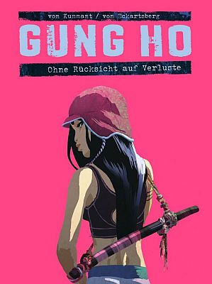Gung Ho, Band 2 (Cross Cult)